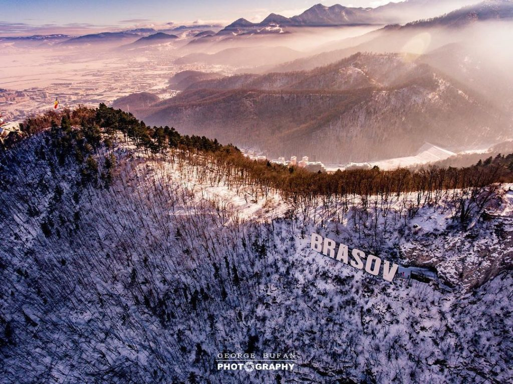 Brașovul în luna ianuarie: Retrospectivă FOTO