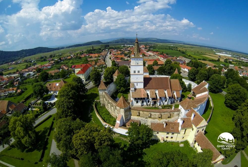 Turist pe lângă Brașov – istoria județului prin 6 monumente (partea I)