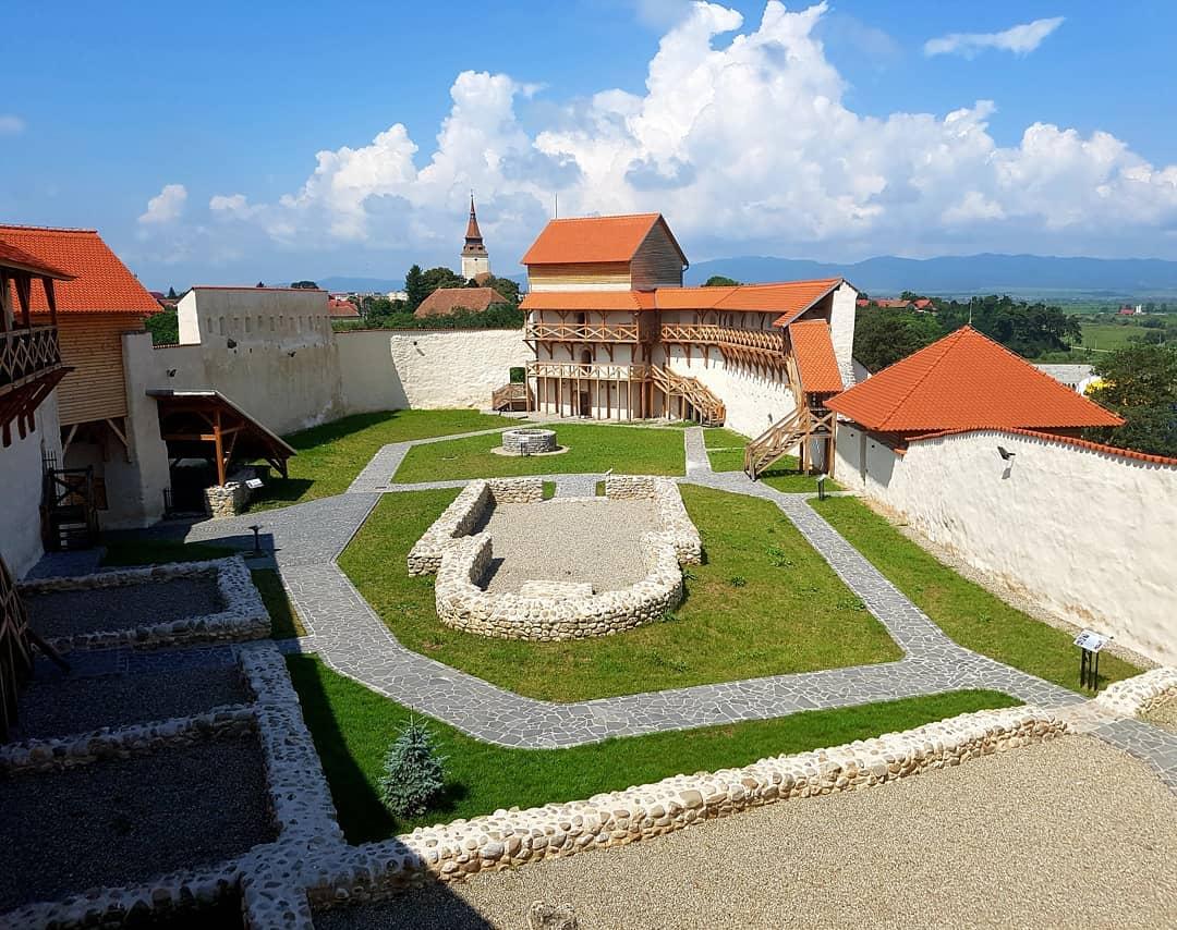 Cetatea Feldioarei