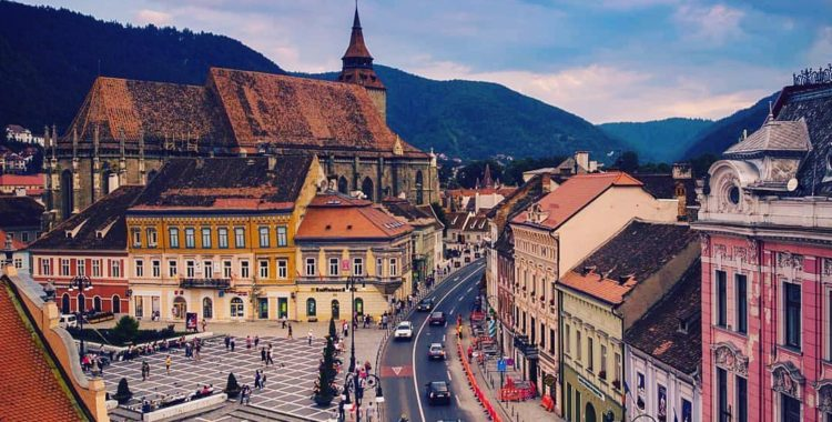 Studii superioare în Brașov