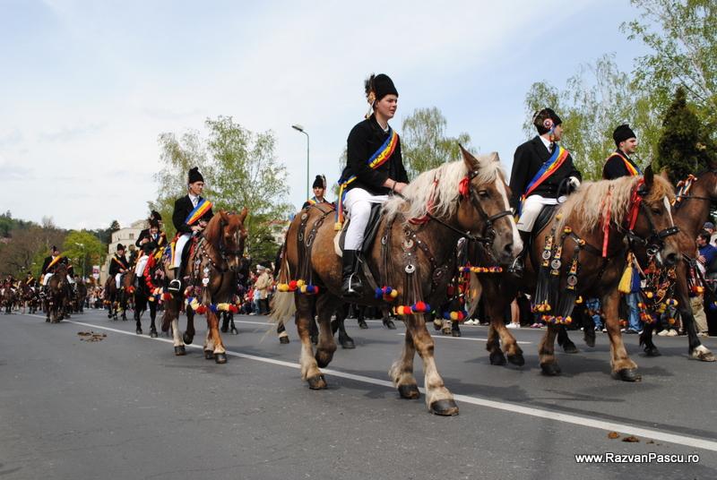 Tradiții Brașov Junii Brașovului