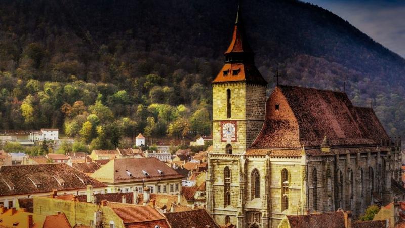 Biserica Neagră obiecte din Brașov