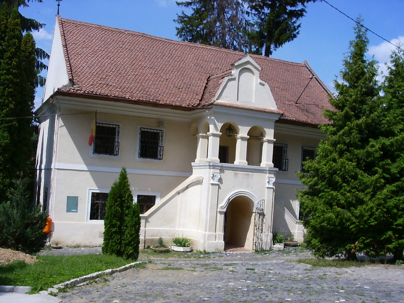 Prima Școală Românească obiecte din Brașov