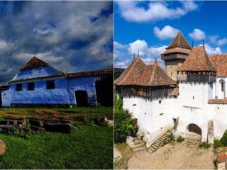 Satul Viscri – frescă rurală a Brașovului cu un cadru istoric aparte