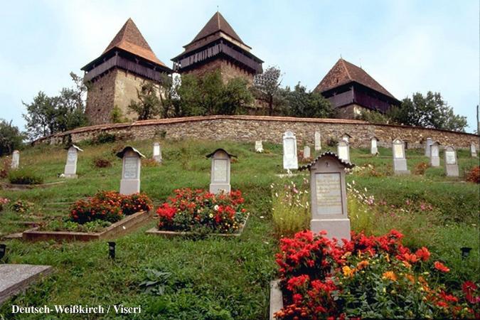 biserica fortificată
