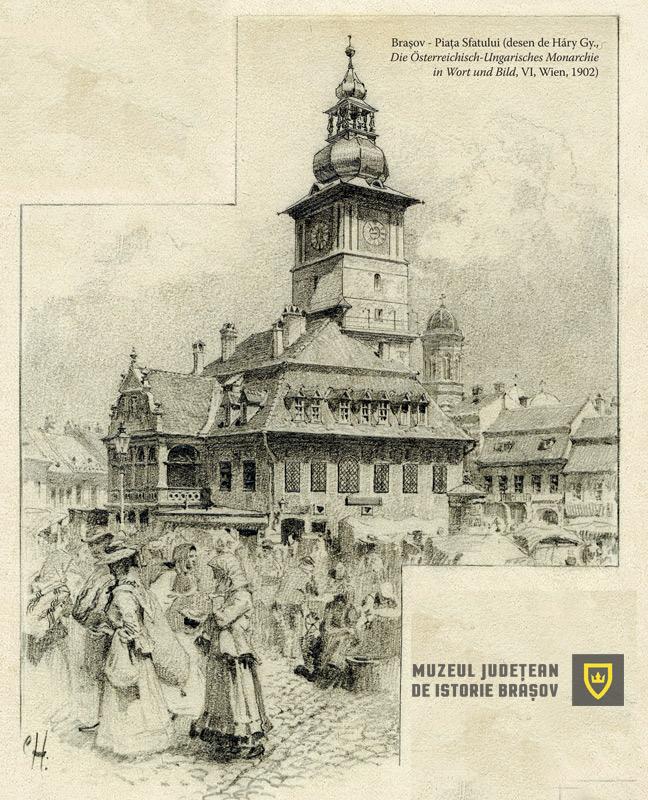 Casa Sfatului din Brașov