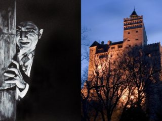 La Doi Pași de Brașov |  Dracula și Castelul Bran – între mit și realitate