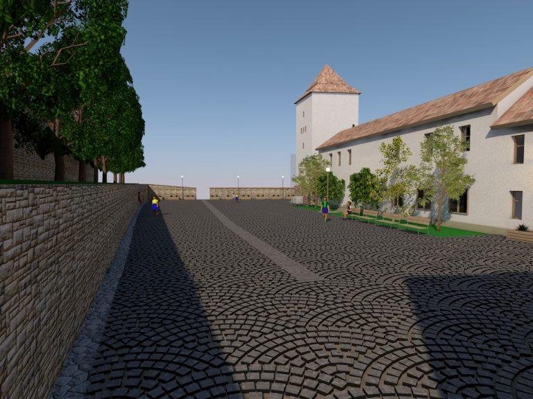 Aleea După Ziduri și Piața Sfatului (6)