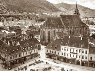 Brașovul în 35 de fotografii istorice inedite