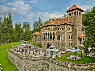 Castelul Cantacuzino – între exuberanță și pietate| La doi pași de Brașov