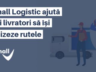 Optimall Logistic ajută șoferii livratori să își optimizeze rutele!