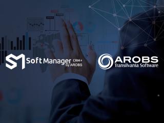 AROBS devine investitor în SoftManager CRM+