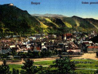 Brașovul în alte 35 de fotografii istorice inedite – poze și ilustrații vechi