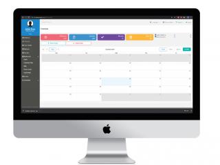 La birou sau la distanță, echipele se coordonează prin task management software