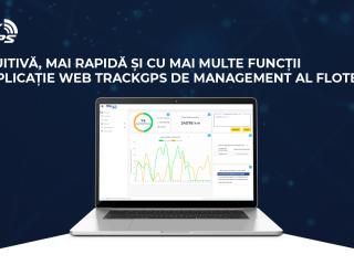 TrackGPS, platforma lider de piață în management de flotă în România, se reinventează