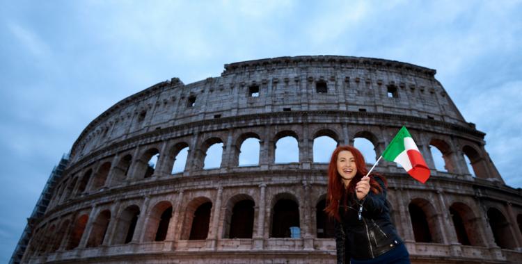 Italia turism