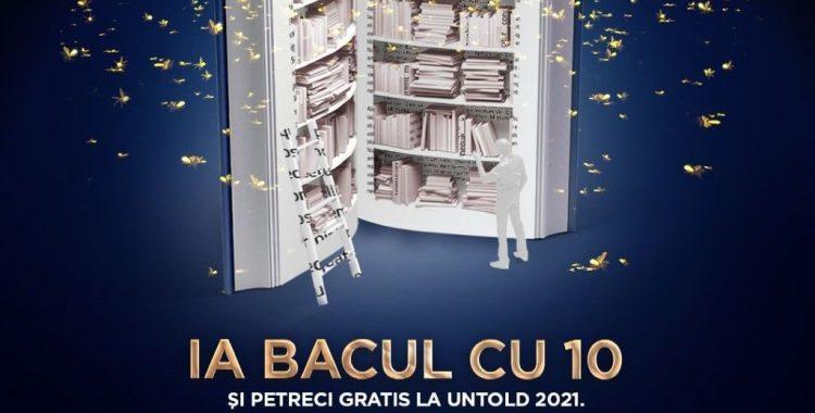 UNTOLD campania BAC DE 10 c