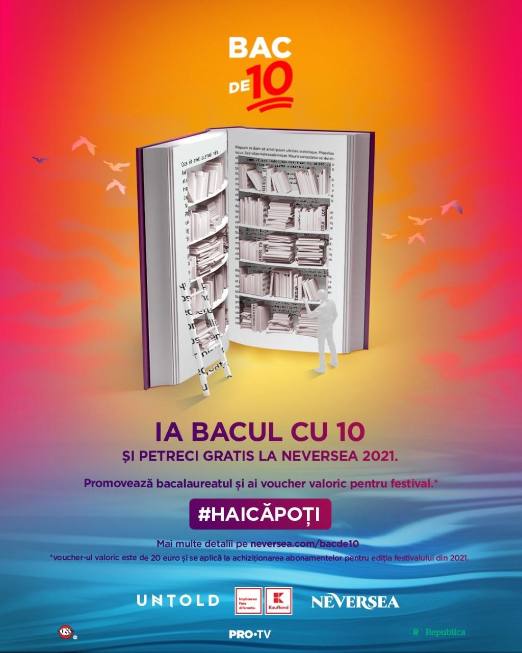 neversea BAC DE 10