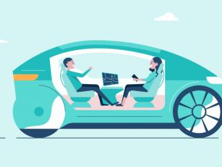 Autonomous driving – Ce ai face cu timpul tău în timp ce mașina ta se conduce singură?