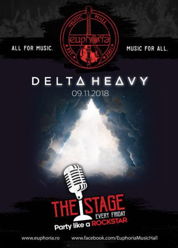 Delta Heavy Live @ Euphoria Music Hall (1)