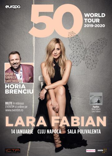 Lara Fabian Cluj