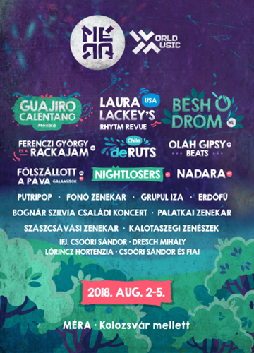 Mera World Music Festival nou hu