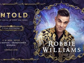 Robbie Williams va concerta la UNTOLD 2019!