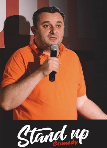 Stand-up Comedy cu Nicu Bendea (2)
