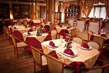 Restaurant Pomo D'Oro