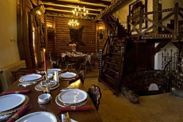 Restaurant Castelul Printul Vanator