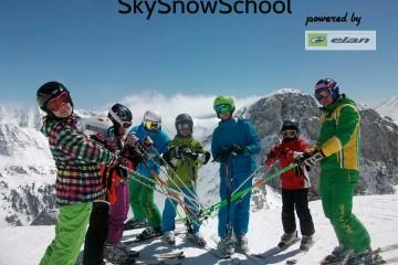Sky Snow School