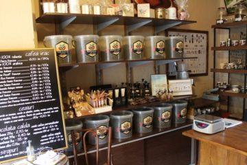 Magazin de cafea Semiramis
