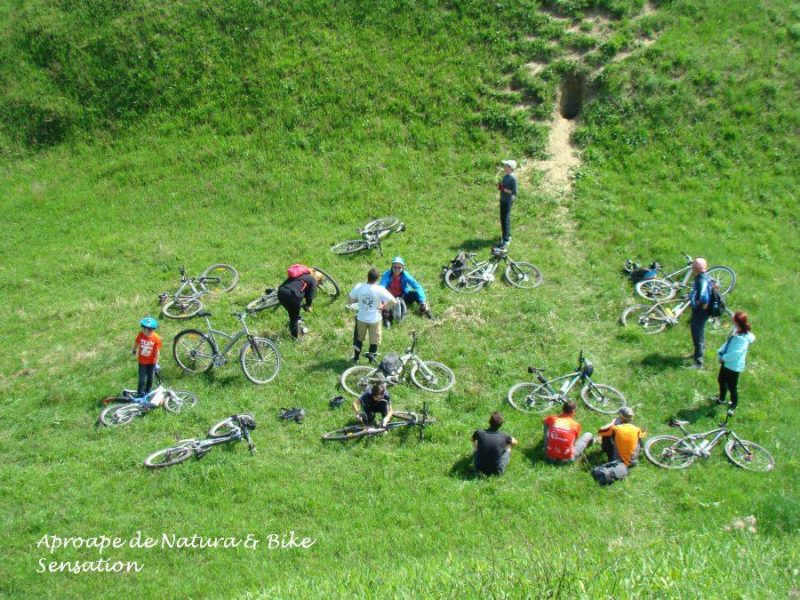 Cu bicicleta la plimbare 2