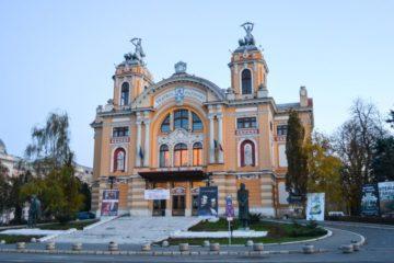 Teatrul National Lucian Blaga din Cluj
