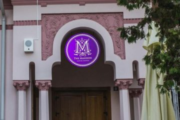 The Mansion Bacau