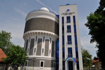 """Observatorul Astronomic """"Victor Anestin"""" Bacău"""