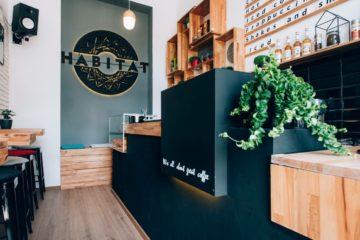 Habitat Coffee Room